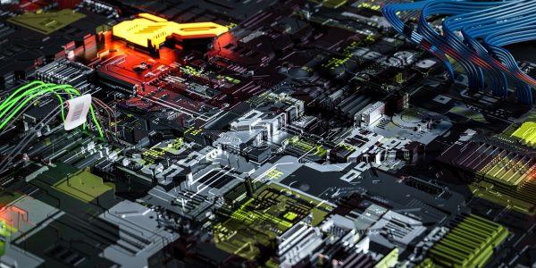 electronics, circuit board, computer