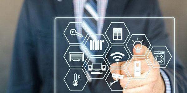 smart home, computer, internet